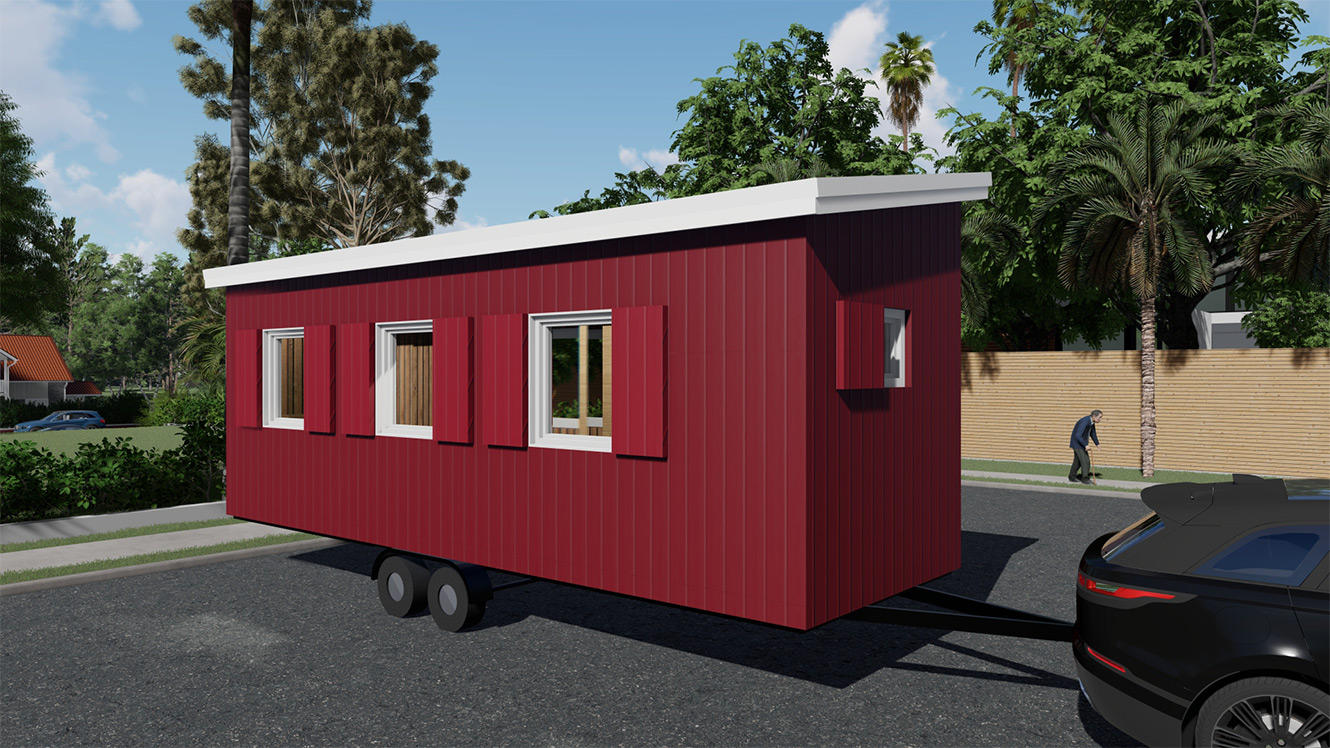 Tiny houses on wheeels 5